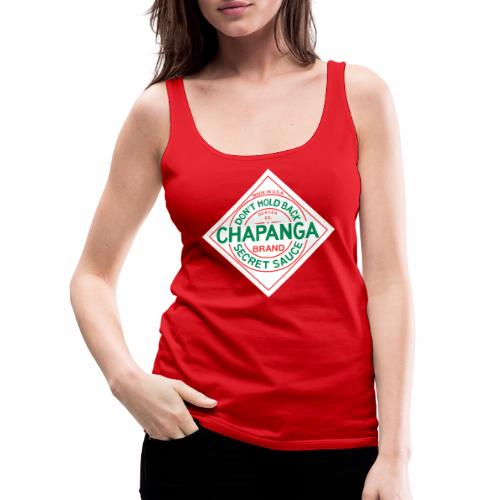 Chapanga - Women's Premium Tank Top
