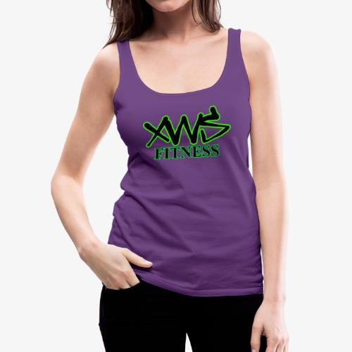 XWS Fitness - Women's Premium Tank Top