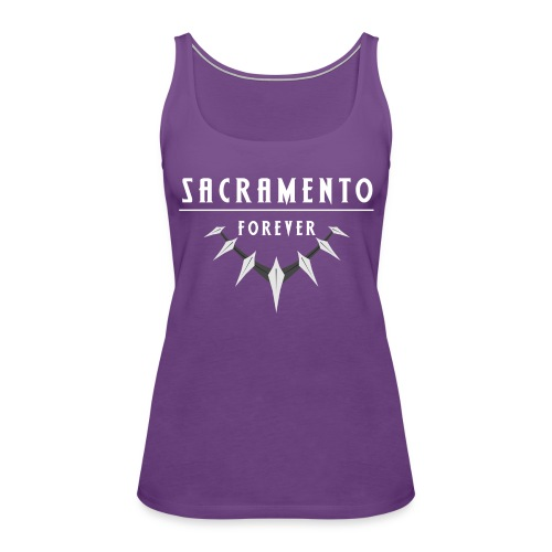 Sacramento Forever Limited Edition - Women's Premium Tank Top