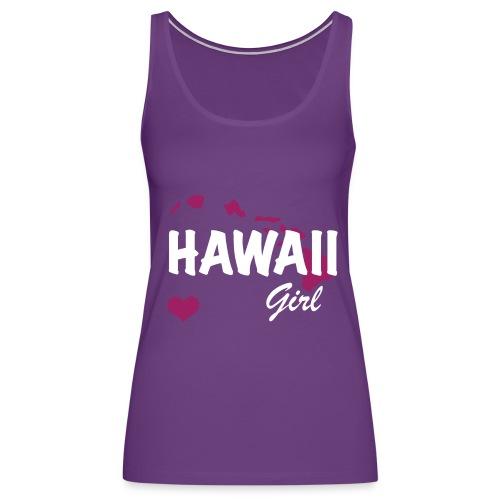 Hawaii Girls - Women's Premium Tank Top