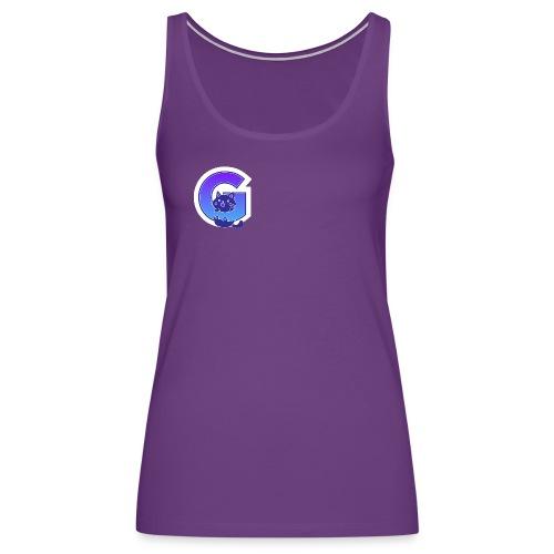 gkitty logo - Women's Premium Tank Top