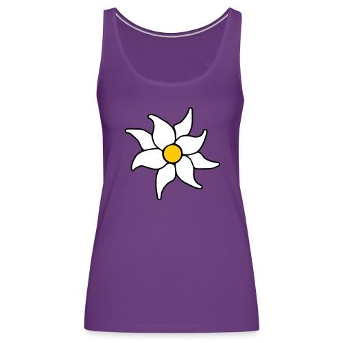 Moorland Flower - Women's Premium Tank Top