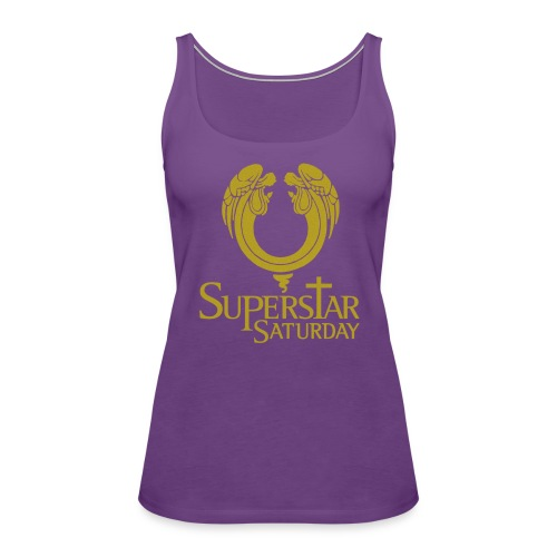 Superstar Saturday - Women's Premium Tank Top