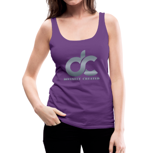 Divinely Created Brand - Women's Premium Tank Top