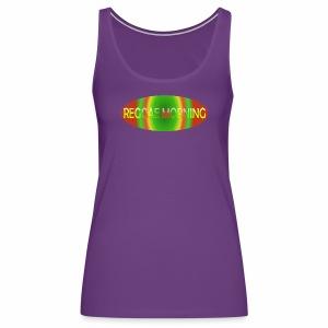 Reggae Morning Spiral - Women's Premium Tank Top