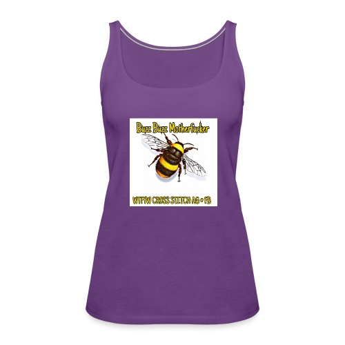 Buzz - Women's Premium Tank Top