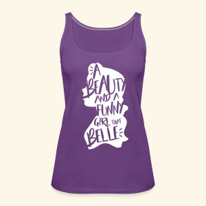 Funny girl - Women's Premium Tank Top