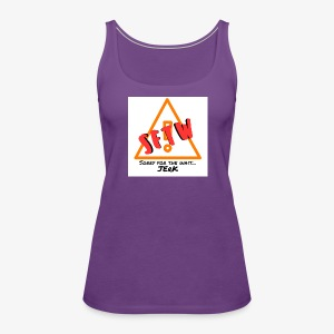 'Sorry For the Wait' - Women's Premium Tank Top