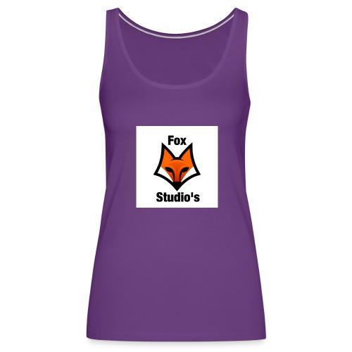 Fox Gaming Merchandise - Women's Premium Tank Top