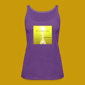 Miracle From Above - Women's Premium Tank Top