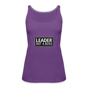 Leader - Women's Premium Tank Top