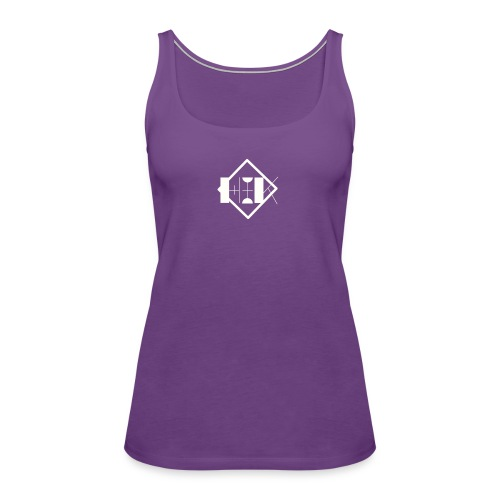 Hey it's Kiara merch - Women's Premium Tank Top