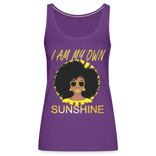 My Own Sunshine - Women's Premium Tank Top