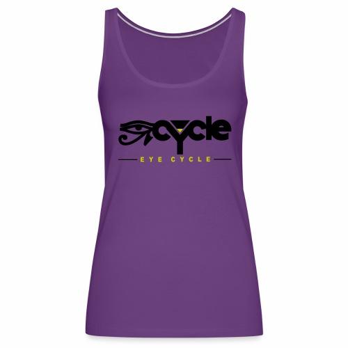 Variety LINE EYECYCLENYC tops, tee, long sleeve - Women's Premium Tank Top