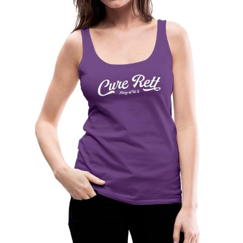 Cure Rett - Women's Premium Tank Top