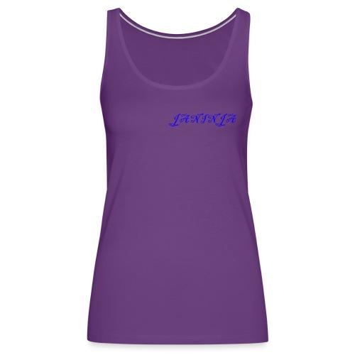 JaNinja Logo - Women's Premium Tank Top