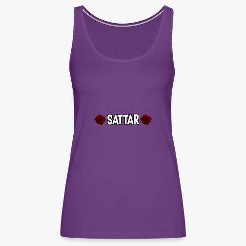 Sattar - Women's Premium Tank Top