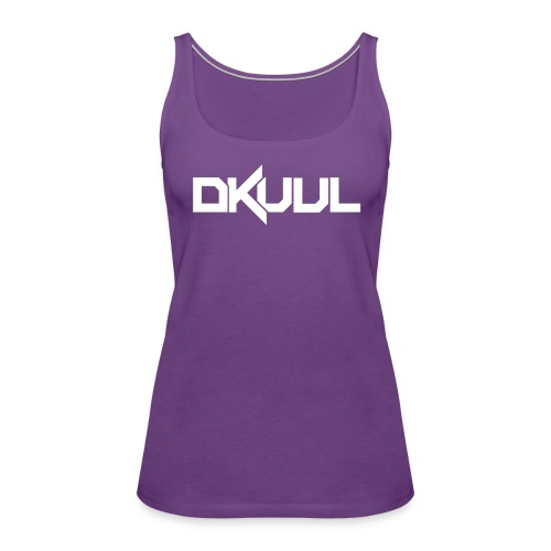 DKUUL - Artist - Women's Premium Tank Top