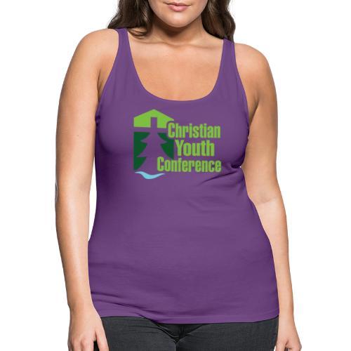 CYC Logo - Women's Premium Tank Top