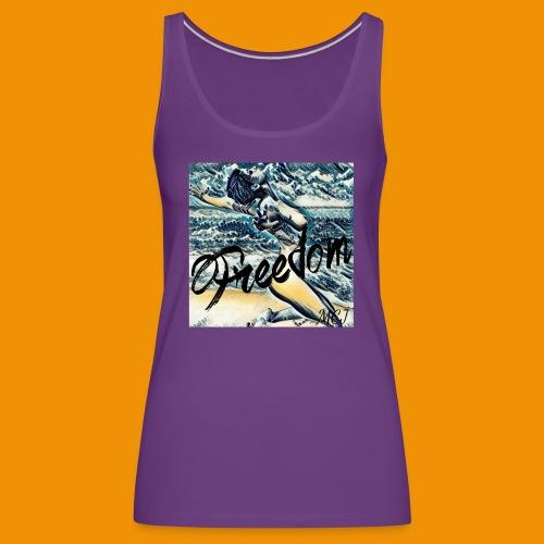 Freedom - Women's Premium Tank Top