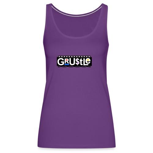 GRUSTLE LIFE MARTIN - Women's Premium Tank Top