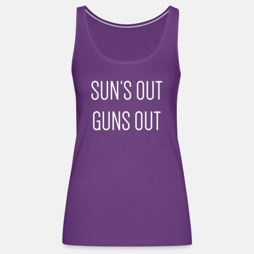 Sun s out guns out ats