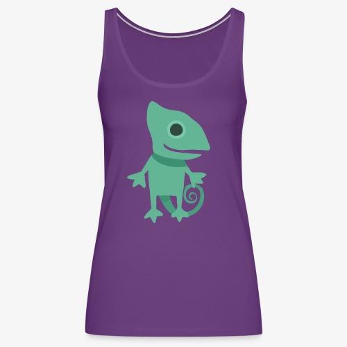Chameleon - Women's Premium Tank Top