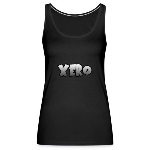 Xero (No Character) - Women's Premium Tank Top