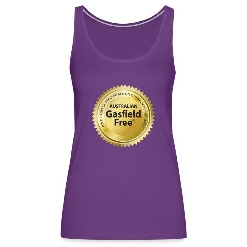 AGF Organic T Shirt - Traditional - Women's Premium Tank Top