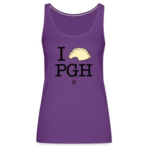 I pierog PGH - Women's Premium Tank Top