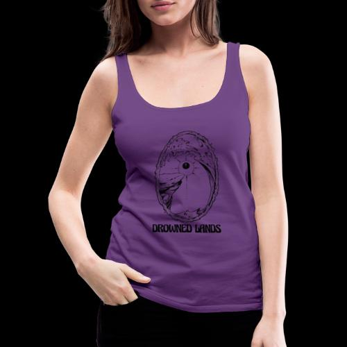 Drowned Lands logo - Women's Premium Tank Top