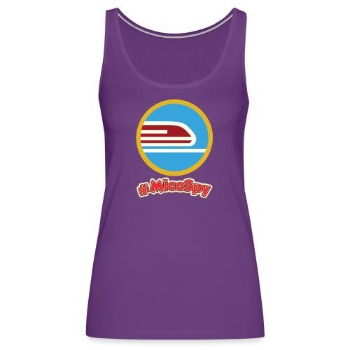Monorail Explorer Badge - Women's Premium Tank Top