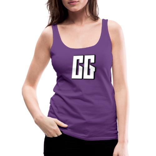 Cg Tshirt - Women's Premium Tank Top