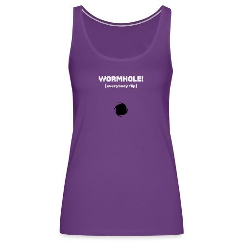 Spaceteam Wormhole! - Women's Premium Tank Top