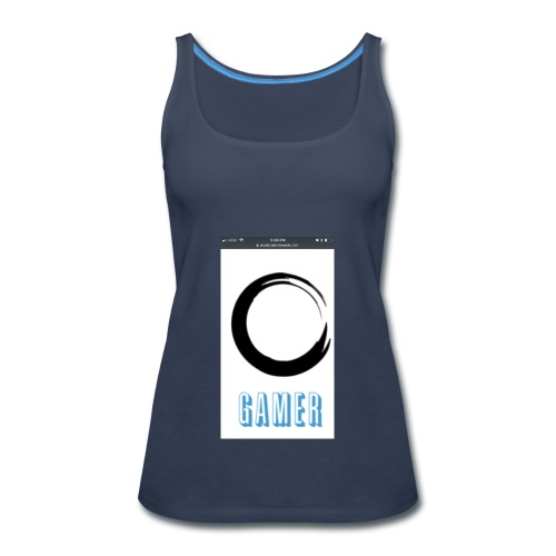 Caedens merch store - Women's Premium Tank Top