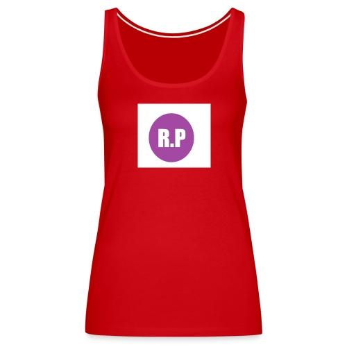 RYLEE 3 png - Women's Premium Tank Top