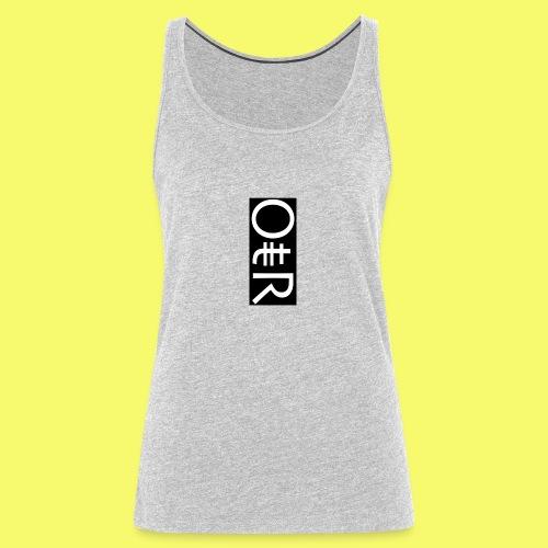 OntheReal ladylike - Women's Premium Tank Top