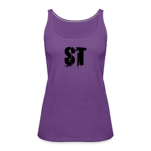 Simple Fresh Gear - Women's Premium Tank Top