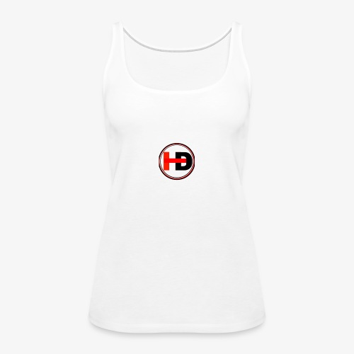 HDGaming - Women's Premium Tank Top