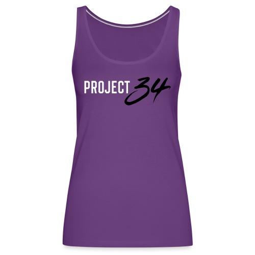 Project 34 - Pittsburgh - Women's Premium Tank Top