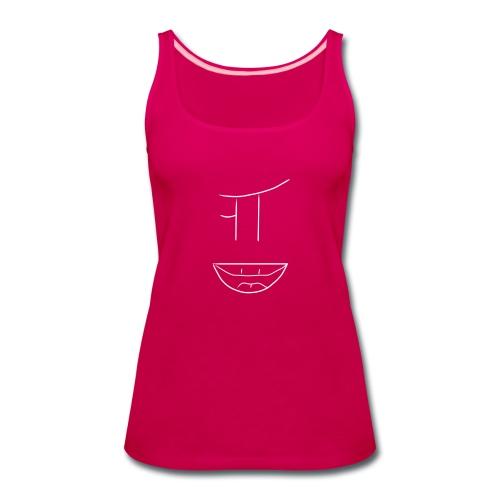 FT Logo - Women's Premium Tank Top