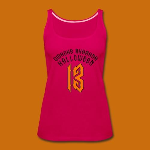 Gaelic Halloween 13 - Women's Premium Tank Top