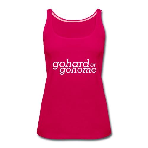 Gohard - Women's Premium Tank Top