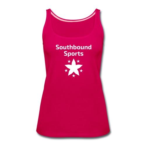 Southbound Sports Stars Logo - Women's Premium Tank Top