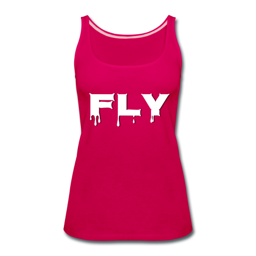 Fly T-shirt - Women's Premium Tank Top