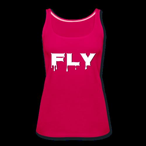 Fly T-shirt - Women's Premium Tank Top