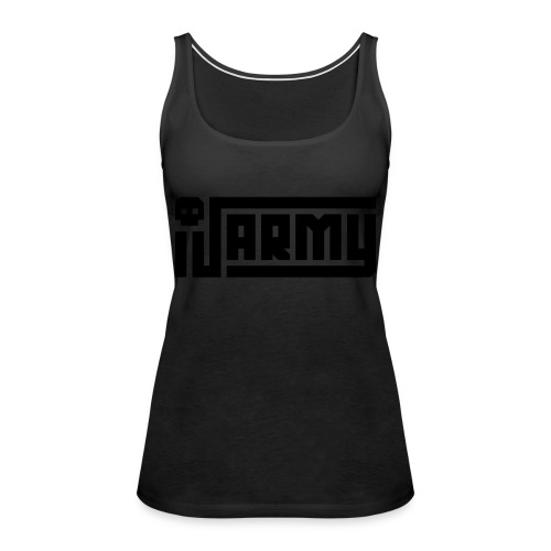 iJustine - iJ Army Logo - Women's Premium Tank Top