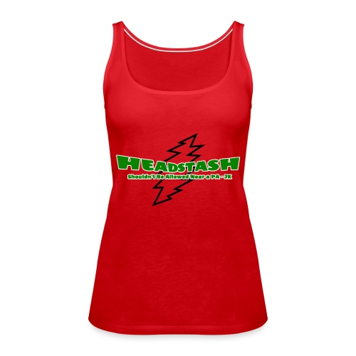 Headstash T-Shirts - Women's Premium Tank Top