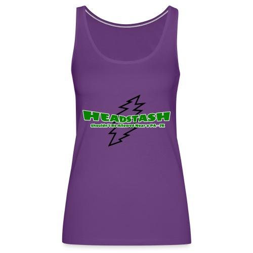 Headstash T-Shirts - Women's Premium Tank Top