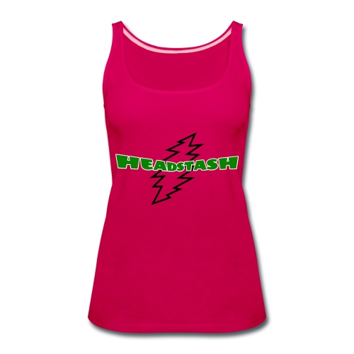 Headstash T / no quote - Women's Premium Tank Top